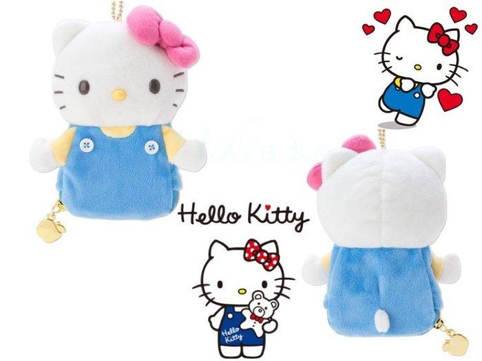 *Miki日本小舖*日本㊣版三麗鷗Hello Kitty凱蒂貓造型 拉鍊包針線組/裁縫針線工具組附皮尺