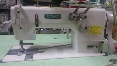 SIRUBA 銀箭 L380系列 雙針 三針 鍊目車 工業用 縫紉機 新輝針車有限公司