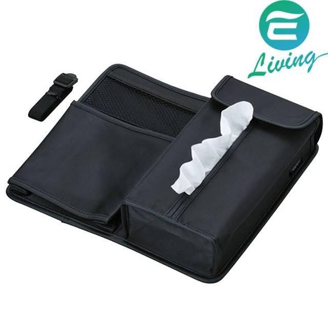 【易油網】SEIWA 多功能後座置物袋 W625