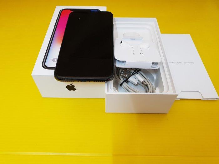 ☆誠信3C☆買賣交換最划算☆最新 無傷 Apple iPhone X 256GB 只賣24000