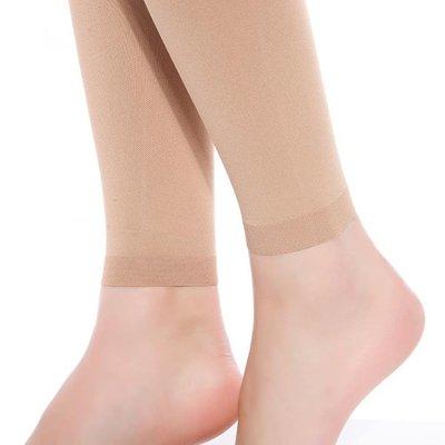 護腿套護小腿女男夏季小腿套保暖彈力襪套運動跑步籃球空調房超薄=美佳惠