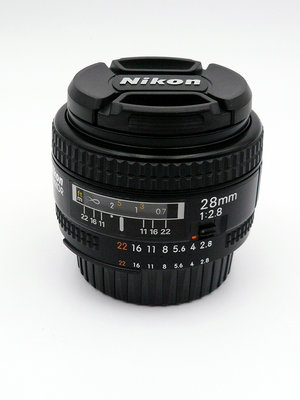 *定焦.廣角*  Nikon AF 28mm F2.8 - MADE IN JAPAN -