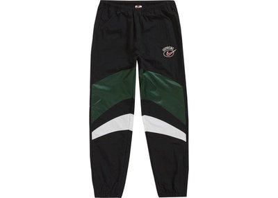「Rush Kingdom」Supreme Nike Warm Up Pant Green 長褲