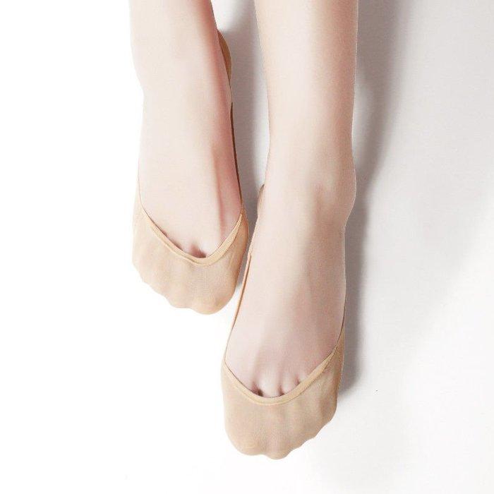 衣萊時尚-春夏季無痕女士薄款隱形襪韓國純色淺口女船襪硅膠防滑短襪子襪套(規格不同價格不同)