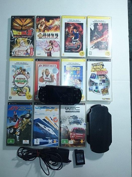 PSP大全配 WRC拉力賽車 永和可面交