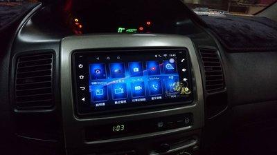中壢富馳汽車音響 TOYOTA VIOS 音響改裝 JHY R3 豐田專用7吋安卓導航影音主機