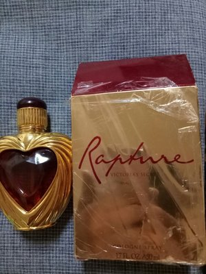 RAPTURE VICTORIA, S SECRET 1.7FL/50ML全新沒用,盒有打開(椅袋)