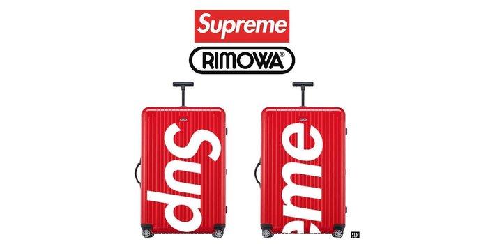 RIMOWA Salsa Air 法拉利紅 26吋 29吋 各一個 Supreme迷可參考 保固五年 也有出租喔