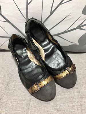 正品 tod's 平底鞋 ballet flats