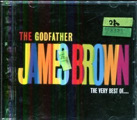 *還有唱片行* THE GODFATHER JAMES BROWN THE VERY 二手 Y8383 (149起拍)