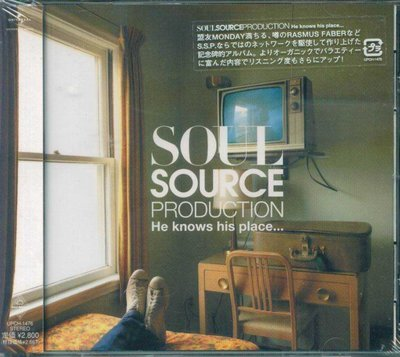 K - Soul Source Production He knows his place - 日版 - NEW
