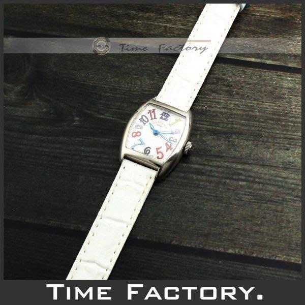 【時間工廠】 EUROSTAR 水晶玻璃 酒桶波紋女仕腕錶 0839S1-1/16 特價下殺 不到3折