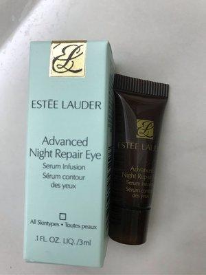 (最後1支) 全新 Estee Lauder Advance Night Repair Eye Serum Infusion 全效眼底導入基因修護精華露