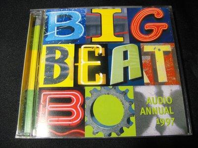 【198樂坊】Audio Annual 1997 Big Beat Box(No Time To Play.台版.)BW
