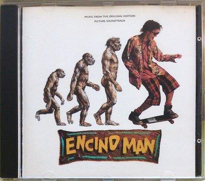 原聲帶 摩登原始人 Encino Man 無IFPI 二手美版