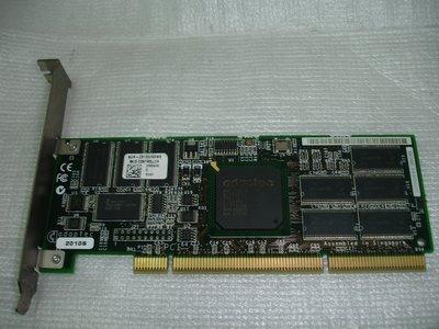 Adaptec ASR-2010S /  48MB Ultra 320 SCSI PCI-x RAID控制器卡 新北市