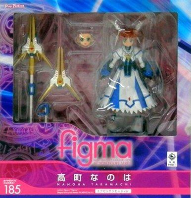 日本正版 figma 魔法少女奈葉 The MOVIE 2nd A's 高町奈葉 鳳霞模式 可動 模型 公仔 日本代購