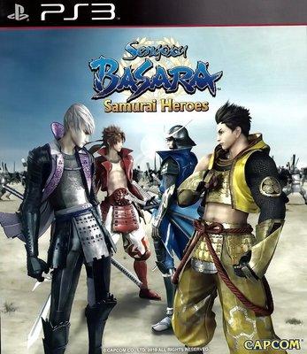 【二手遊戲】PS3 戰國 BASARA3 SENGIKU BASARA SAMURAI HEROES 英文版 台中恐龍