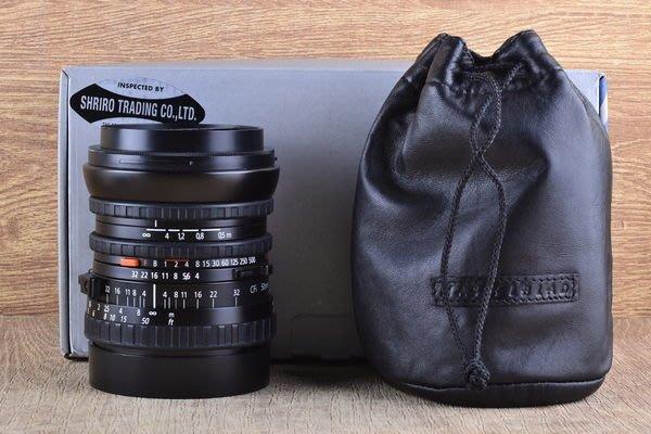 【品光攝影】哈蘇 Hasselblad 50mm f4 機械120底片相機鏡頭 CFi #30865