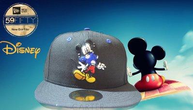 New Era x Disney Mickey Mouse 59Fifty 迪士尼米老鼠全封尺寸帽