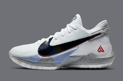 【吉米.tw】Nike Zoom Freak2 Cement 白水泥 字母哥 CK5825/CN8574-100 SEP
