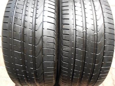 ◎至品中古胎◎優質中古跑胎~275/45/20 倍耐力 PZERO 高性能跑胎~含安裝.平衡