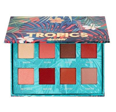 (現貨在台)美國FACE CANDY Tropics 8色眼影盤