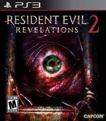 全新未拆 PS3 惡靈古堡:啟示 2 -中文英文日文版- Biohazard Revelations 2 啟示錄