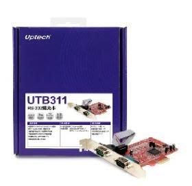 【開心驛站】UTB311 RS232擴充卡2P