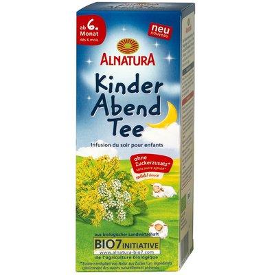 Alnatura 有機茶/兒童茶/晚安茶 20包 無咖啡因 無糖 * 4盒
