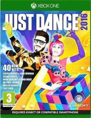 【光華商場-飛鴻數位】XBOX ONE 舞力全開 2016 亞版 英文版 (全新商品)