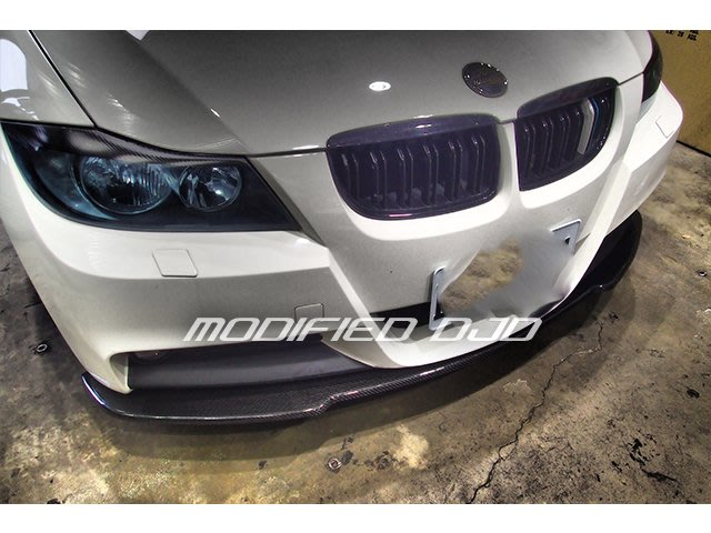 DJD20051626 BMW E90 M版保桿專用下巴套件