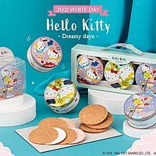 預購_日本 2021 神戶風月堂期間限定 Hello Kitty 法蘭酥三入裝