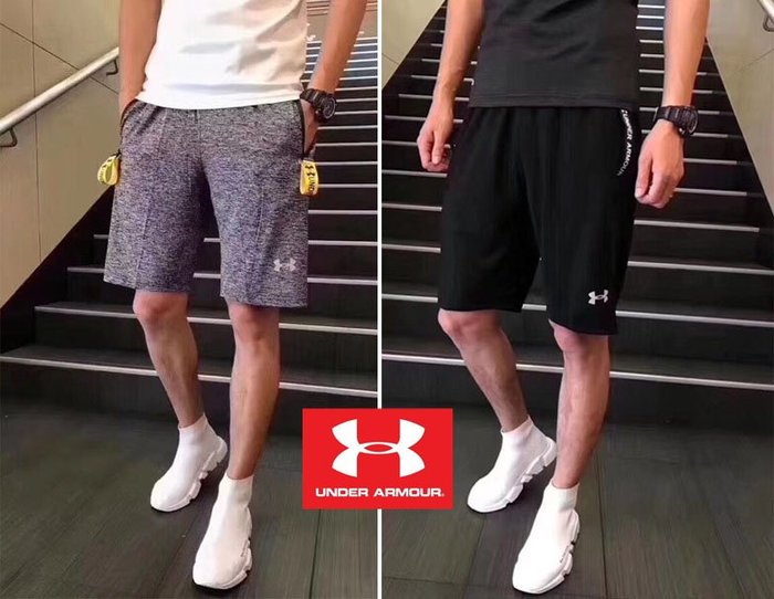 Under Armour UA 安德瑪  健身 訓練褲 休閒褲 短褲 五分褲
