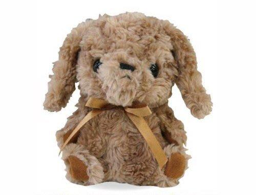 。小森親子好物。日本玩具 仿人聲絨毛小狗玩具 (現貨)【KF15120041】