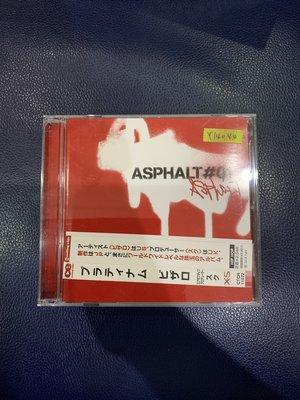 *還有唱片行*ASPHALT 日版 二手 Y14040