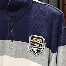 (搬家出清)JEEP正品美式風格造型POLO衫~非timberland superdry nautica