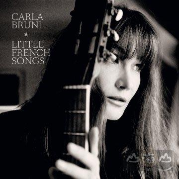 【進口版】微醺法國 Little French Songs  / 卡拉布妮 Carla Bruni ---3731615