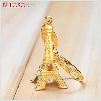 《不囉唆》 復古鐵塔鑰匙扣環 鐵塔/鑰匙圈/復古/鑰匙/吊飾(不挑色/款)【A296502】