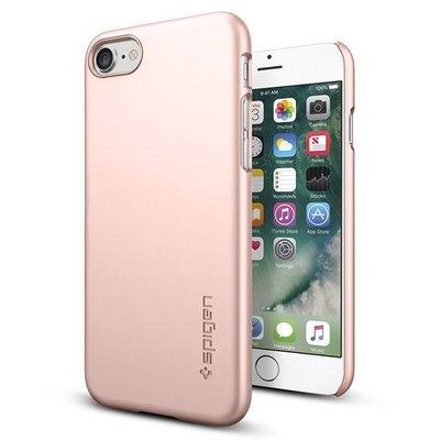 SPIGEN APPLE iPhone 7 超薄防刮保護殼 SGP 原廠正品 保護套 手機殼【MIKO手機館】IA5