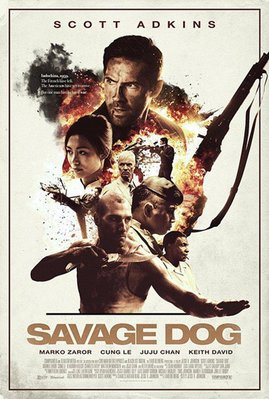 【藍光電影】流浪狗 Savage Dog (2017)  109-091