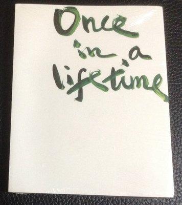 ~拉奇音樂~ 蘇打綠 當我們一起走過演唱會Once in a lifetime 筆記本 全新未拆封 。書。