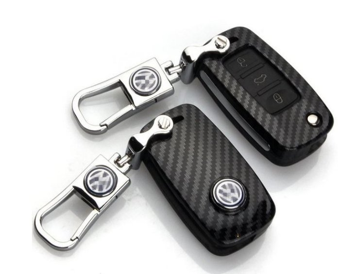 House and Home✘福斯VW PASSA TLavida Golf6 Tiguan polo速騰碳纖維鑰匙殼鑰