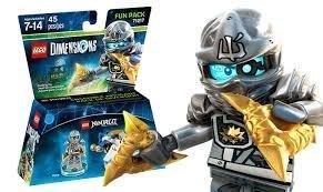 【痞哥毛】LEGO 樂高 71217 Dimensions 忍者 Ninjago 全新未拆