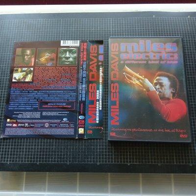 ※藏樂小舖※ (DVD) Miles Davis邁爾士戴維斯~A Different Kind of Blue