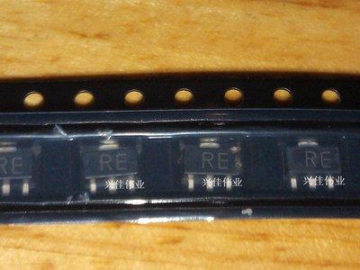 貼片 2SC3357 RF絲印/RE絲印 SOT89 高頻三極管 電晶體 1000/盤1905 W81-0513 [337110]