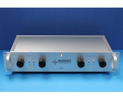 Stereo Preamplifier with audio attenuator K300