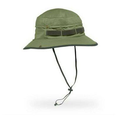 【PD帽饰】Sunday Afternoons Overlook Bucket 抗UV防曬透氣圓桶帽 橄欖綠 M~L (男女通用)