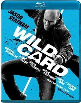 【藍光電影】致勝王牌 正式版 Wild Card(2015) 62-036