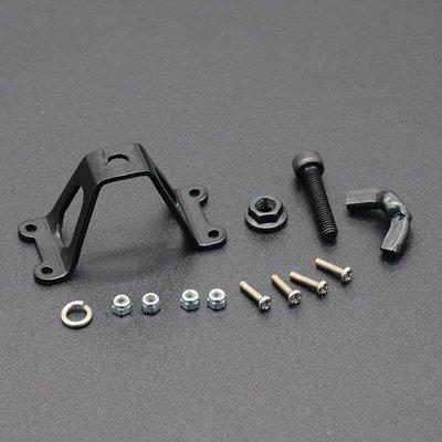 1/10 仿真 金屬 備胎架 備胎支架 攀爬車 攀岩車 軍卡 大腳 TRX-4 D90 SCX10 場景裝飾配件